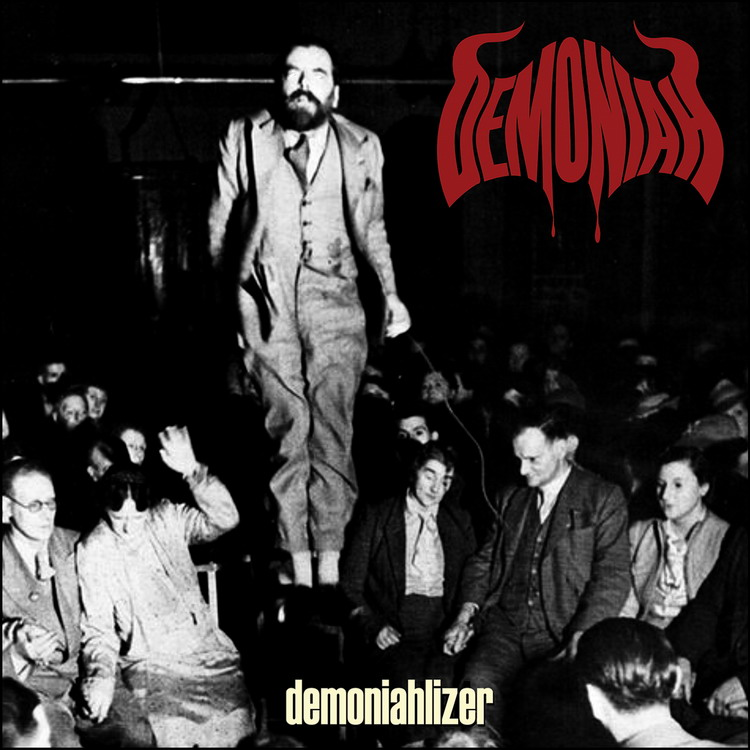 DEMONIAH cover