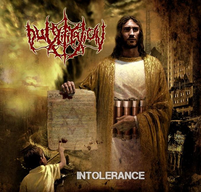 Вышел дебютный альбом PUTRIFICATION - Intolerance (2013)