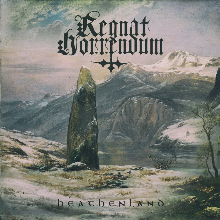 Regnat Horrendum cover